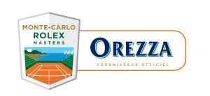 logo orezza tennis